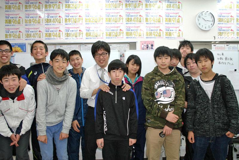 学習塾事業部風景01
