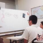 柏木副社長の熱い授業