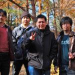 古島会長・上杉社長・小森次長・原山次長 in 那須旅行(2007年)