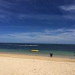 沖縄の海(2015年社員旅行)