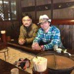 古島会長と上杉社長