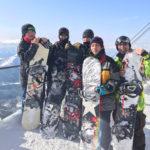 社員有志のスノーボード懇親会