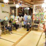 弊社介護事業所「ひととひと」へ敬老の日イベント