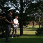 社員懇親会ゴルフ